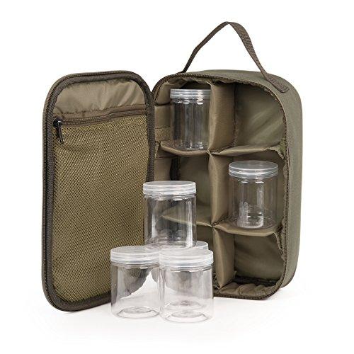 Carponizer Hook Bait – DIP & Bait Bag – Étui de protection premium Série