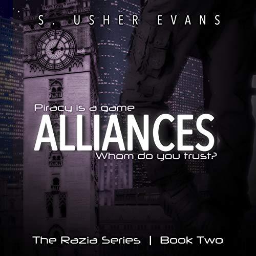 Alliances  audiobook cover art