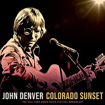 Colorado Sunset (Live 1980)