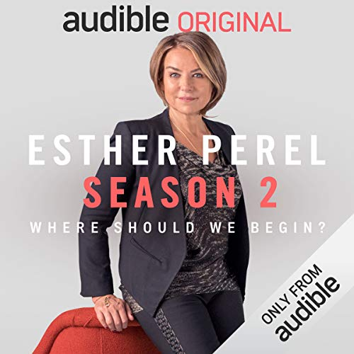 Ep. 1: You Need Help to Help Her                   By:                                                                                                                                 Esther Perel                               Narrated by:                                                                                                                                 Esther Perel                      Length: 44 mins     878 ratings     Overall 4.7