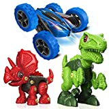 Best Birthday Gifts for Boys: RC Cars & Take Apart Dinosaur Toys for Age 3 + Year Old Kids