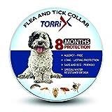 TORRIX Water Resistant Flea Prevention Collar