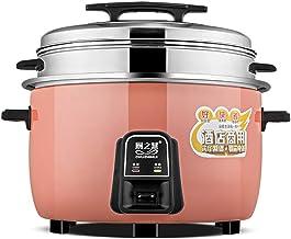 Rice Cooker Stoomboot (8-45 l) Oudmodieuze rijstkoker met grote capaciteit voor huishouden/commerciële kantines voor 8-60 ...
