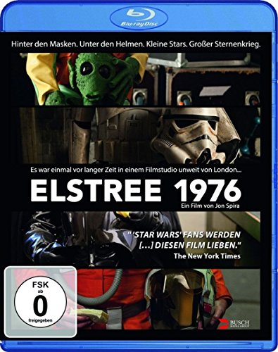 Elstree 1976 [Blu-ray]
