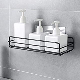 Accessoires de salle de bain Punch Étagère de salle de bains Salle de bains Organisateur Rack de rangement Organisateur Do...