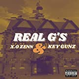 REAL G'S (feat. Key Gunz) [Explicit]