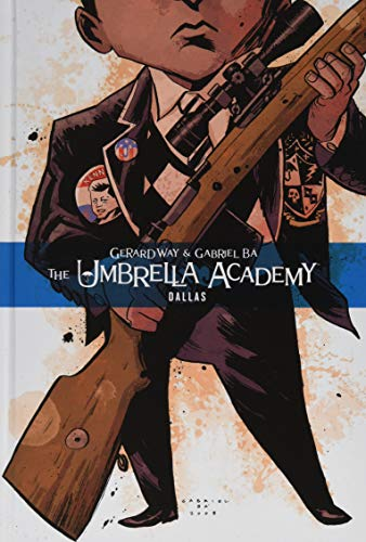 The Umbrella Academy 2 - Neue Edition: Dallas