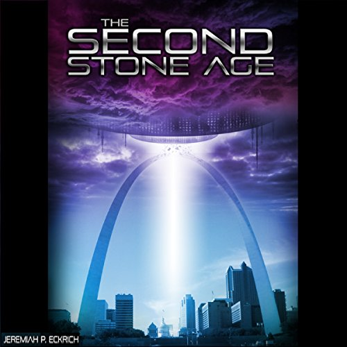The Second Stone Age audiobook cover art