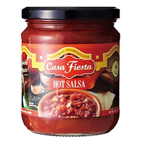 メキシコお土産 カサフィエスタ ホット チリサルサソース
