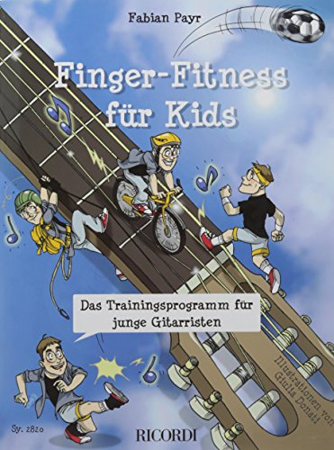 Finger-Fitness für Kids