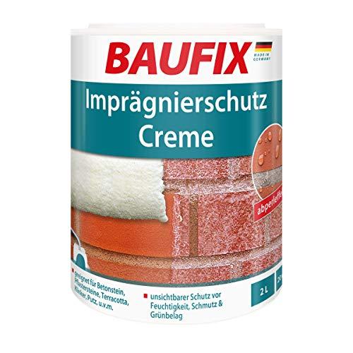 Baufix Imprägnierschutz-creme, farblos