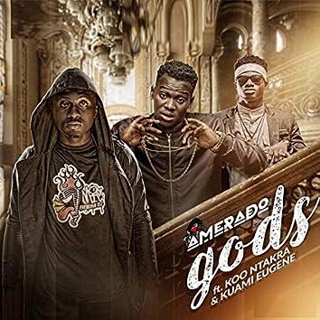 Gods (feat. Kuami Eugene & Koo Ntakra)