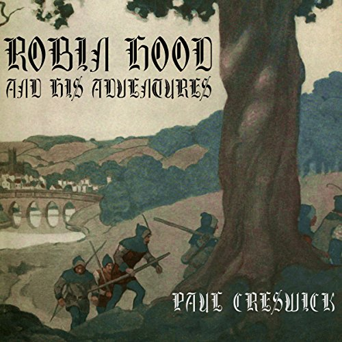 Robin Hood and His Adventures cover art