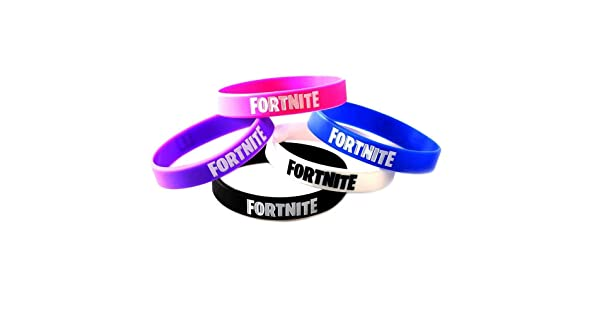 Fortnite Video Game Silicone Wristband Boys//Girls
