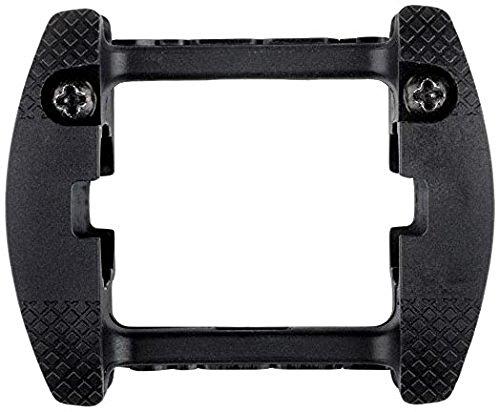 Plataforma Look pedal MTB Sauser S-Track negro (juego)