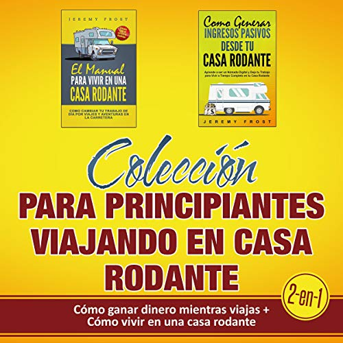 Colección para principiantes (2 en 1) [RV Living for Beginners Collection (2-in-1)] Titelbild