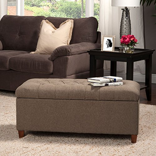 HomePop-K6138-F2207-Storage-Bench-Linen-Look-Fabric-in-tan