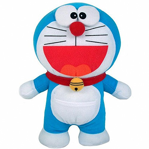 Play by Doraemon. Peluche 20cm Boca abierta