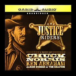 The Justice Riders audiobook cover art