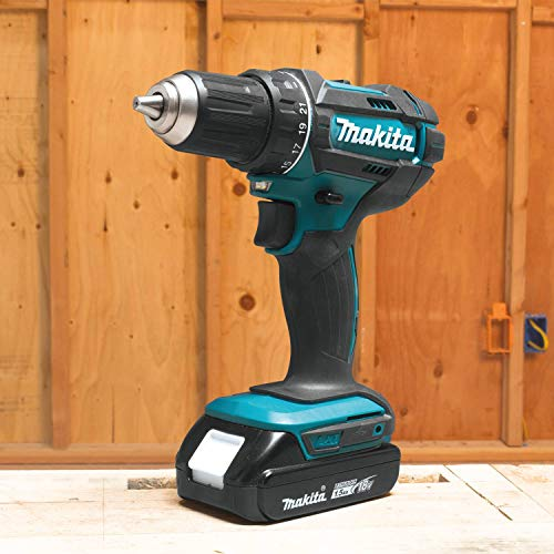 Makita CT225SYX 18V LXT Lithium-Ion Compact Cordless 2-Pc. Combo Kit (1.5Ah)