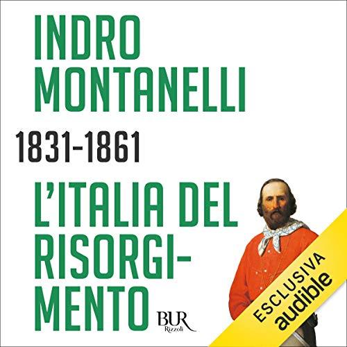 L'Italia del Risorgimento. 1831-1861 copertina