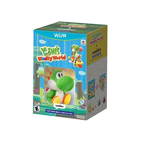 Yoshi's Woolly World Bundle - Wii U
