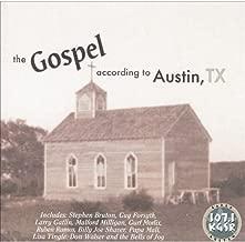 Gospel According to Austin TX / Various