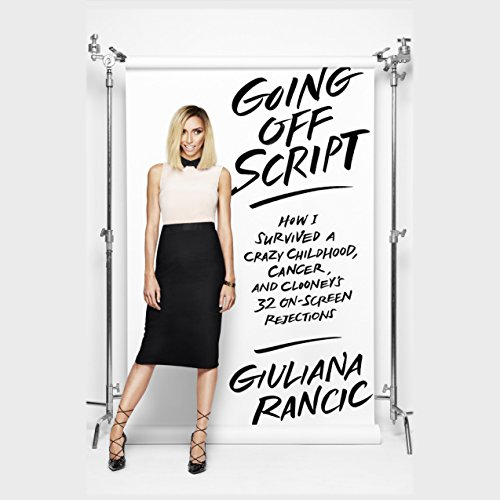 Going off Script audiobook cover art