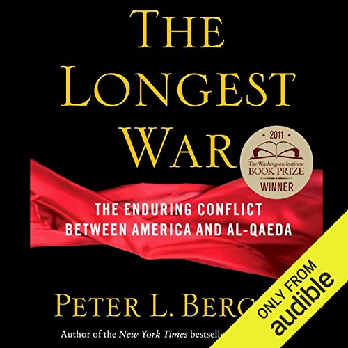 The Longest War  audiobook cover art