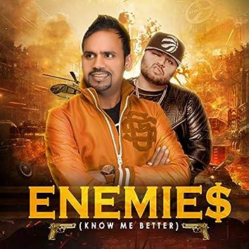 Enemies (feat. Deep Jandu)