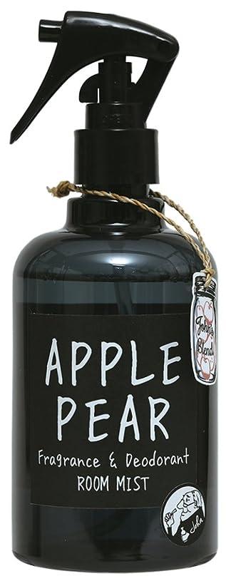 政府雑種パックノルコーポレーション John's Blend ルームフレグランス ルームミスト 消臭成分配合 OA-JON-2-4 スプレー?ミスト アップルペアーの香り 280ml