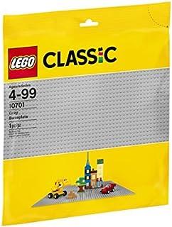 LEGO レゴ Classic クラシック Gray Baseplate 10701 [並行輸入品]
