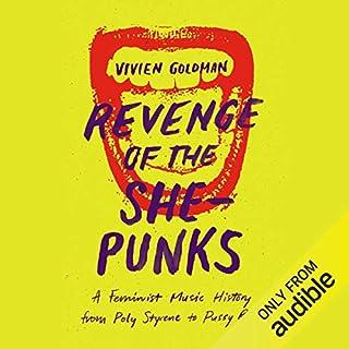Revenge of the She-Punks cover art