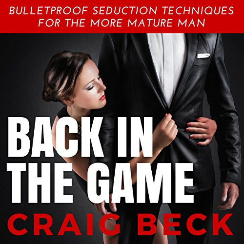 Back in the Game audiobook cover art