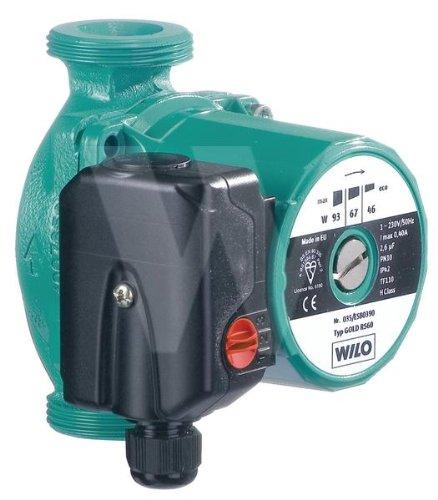 Wilo Stratos–Pumpe Stratos 40/1–4monofasico 230V Anschluss embridada