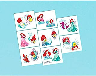 Tattoos | Disney Ariel Dream Big Collection | Party Accessory