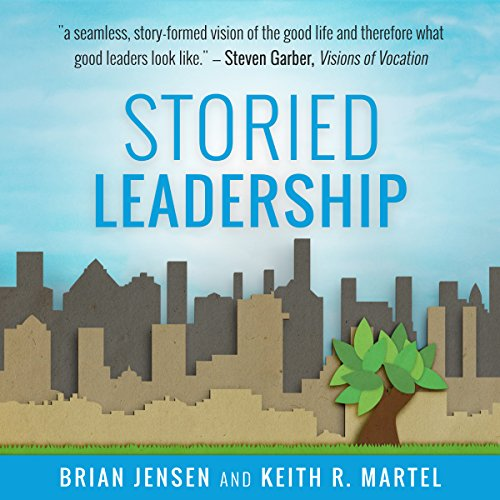 Storied Leadership cover art