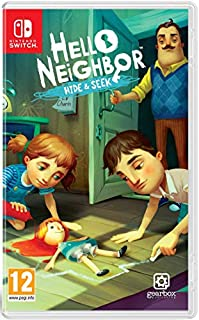 Hello Neighbor: Hide & Seek pour Nintendo Switch (B07J32LSJ5) | Amazon price tracker / tracking, Amazon price history charts, Amazon price watches, Amazon price drop alerts