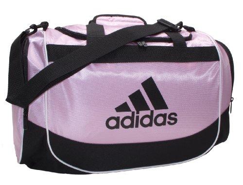Adidas Defender - Borsone piccolo, taglia unica, colore: Rosa gala