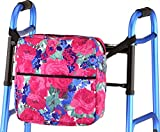 NOVA Medical Products Walker Bag Folding, English Garden
