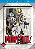 Fairy Tail Part 19 Blu-ray/DVD