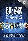 Tarjeta regalo de Blizzard 50 EUR | Código para PC