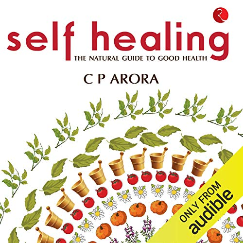 Self Healing cover art