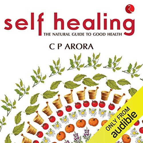 Self Healing audiobook cover art
