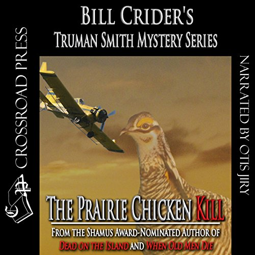 The Prairie Chicken Kill audiobook cover art