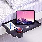 BedShelfie Essential Bedside Shelf with Cupholder and Bunk Bed Shelf 4...