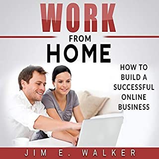 Passive Income: Work from Home audiobook cover art