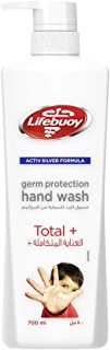 Lifebuoy Anti Bacterial Hand Wash Total 10, 700ml