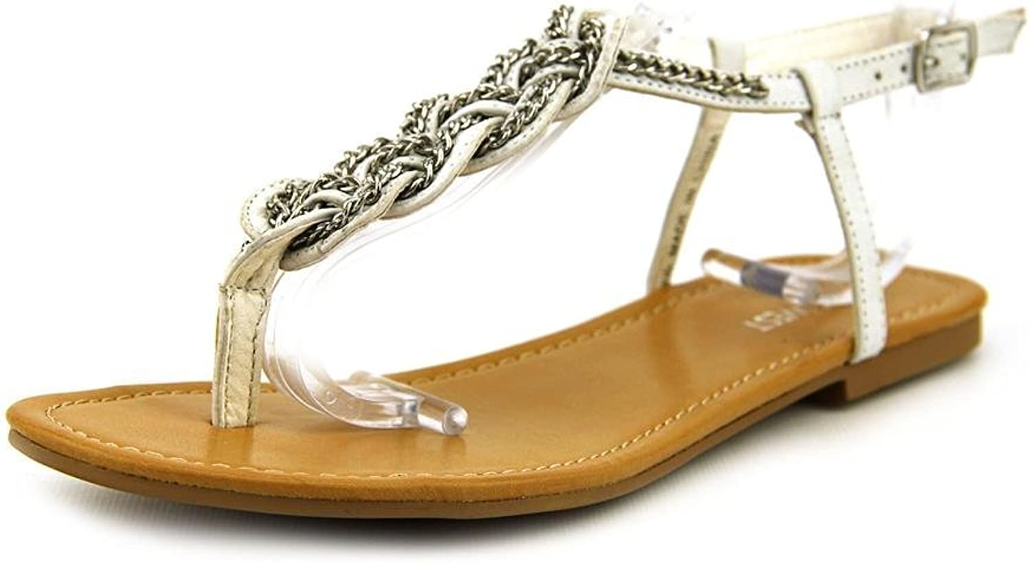 Nine West Wome's Promise Flat Thong Sandals