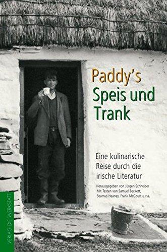 Paddy's Speis und Trank: Eine kulinarische Reise durch die irische Literatur